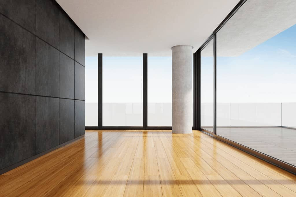 Cleaning bamboo floors with vinegar