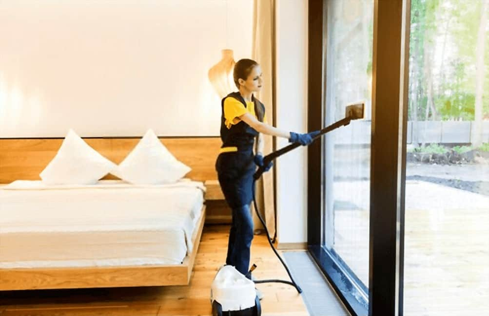How effective is steam cleaning?
