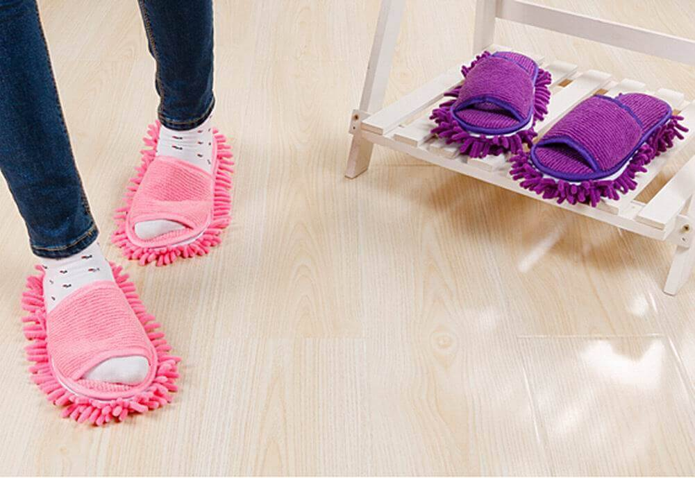 best mopping slippers