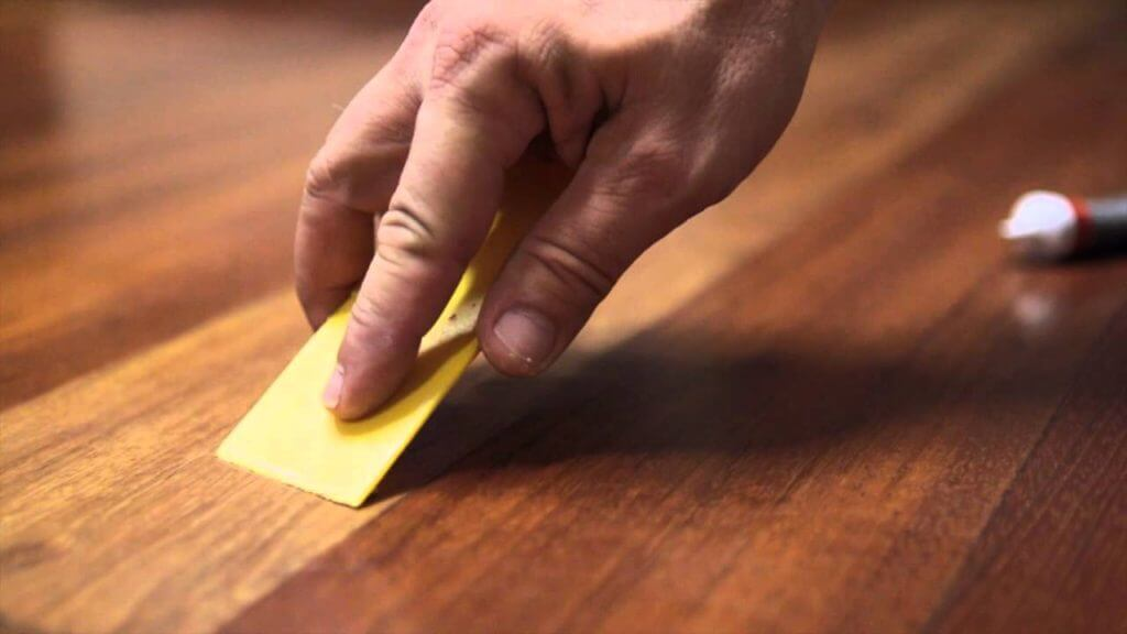 How to Fix Gouges in Hardwood Floors