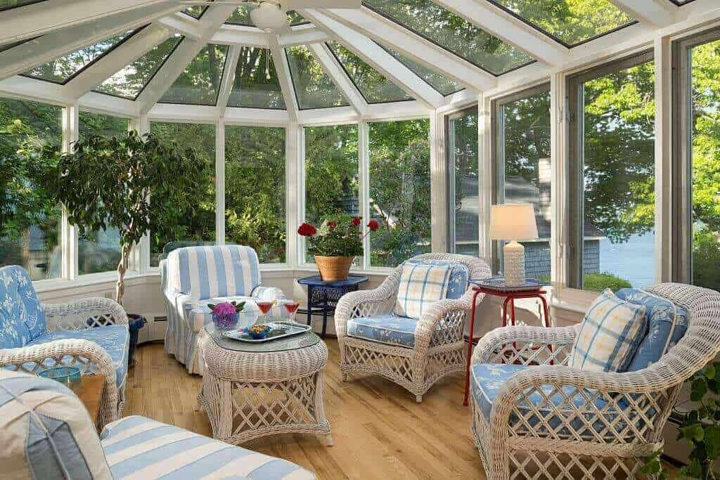 What is the Best Type of Flooring For an Unheated Sunroom