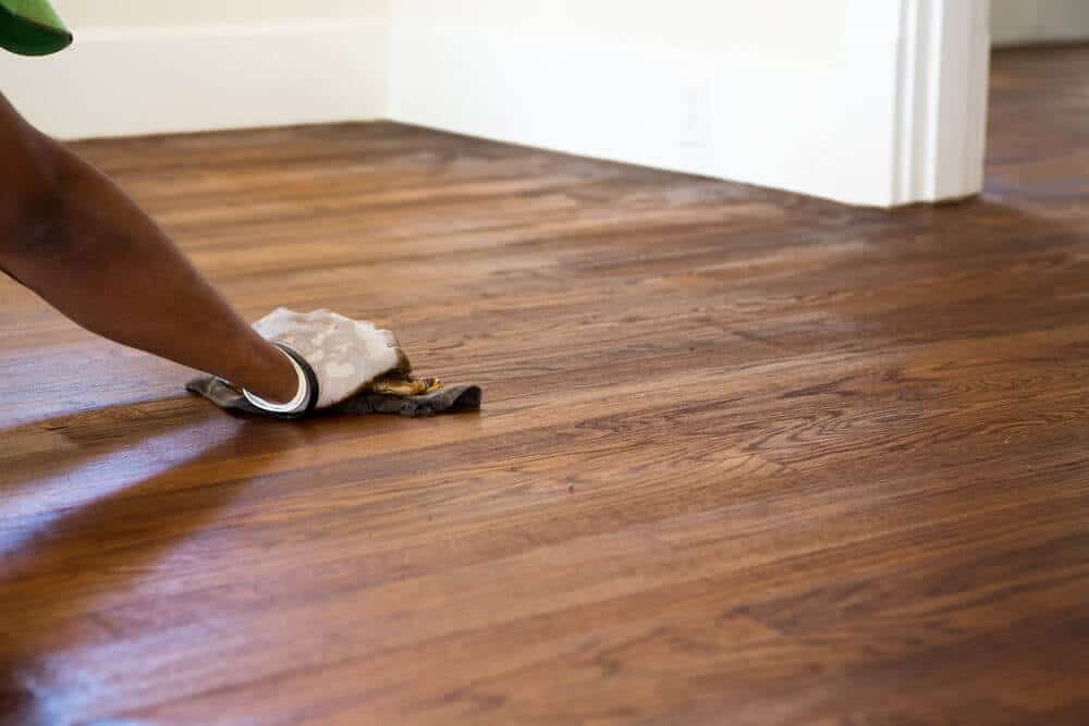 How to Remove Wax from Hardwood Floors
