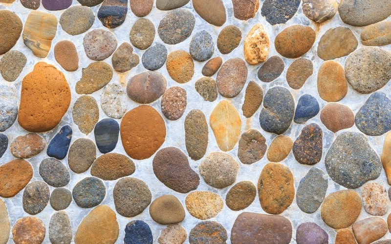 How To Clean Pebble Stone Shower Floor