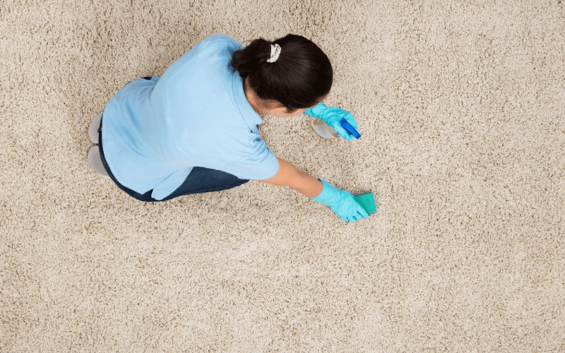 How to Remove Grease Stains from Carpet