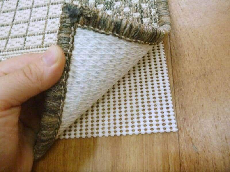 How To Keep Rugs From Slipping On Tile, Stop Rug From Slipping On Laminate Flooring
