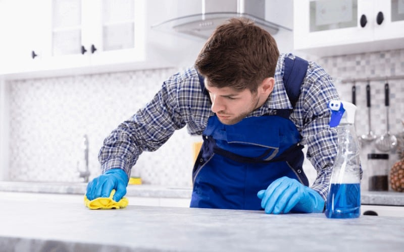 How To Get Rid Of Maggots On Kitchen Floor