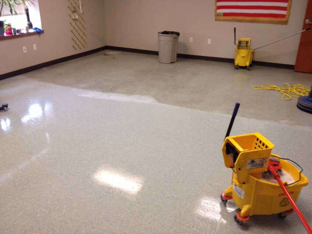How To Strip And Wax A Gym Floor