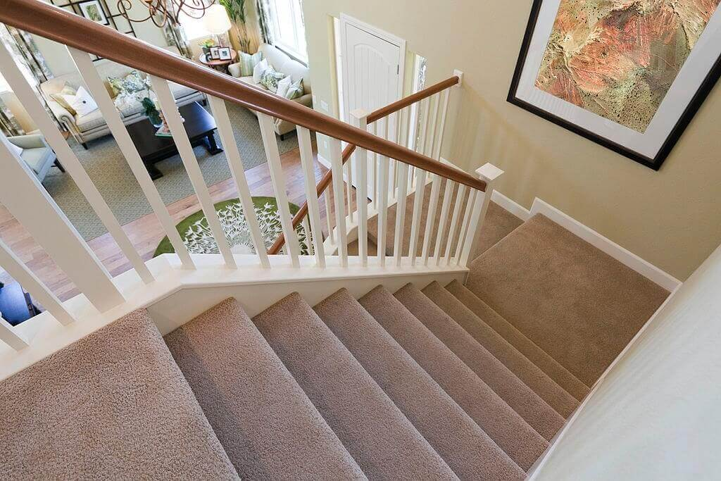 How to Carpet Stair Treads