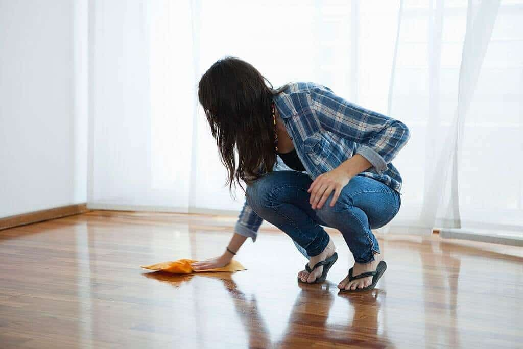 How to Get Scuff Marks Off Gym Floors