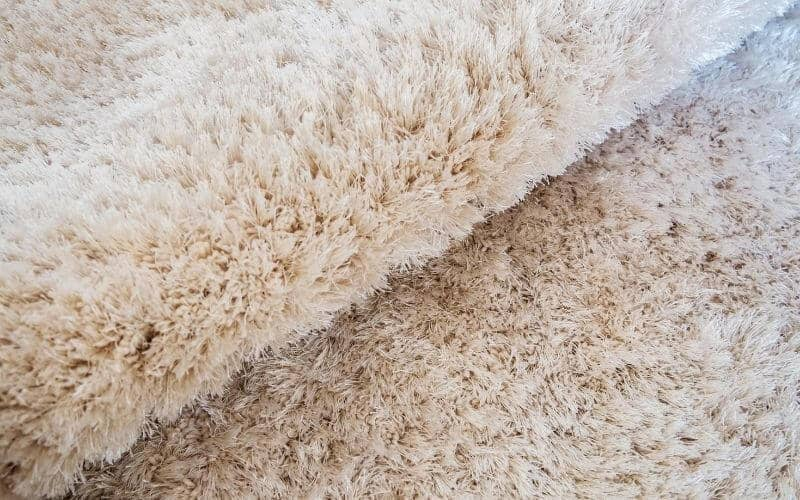 how to fix matted carpet