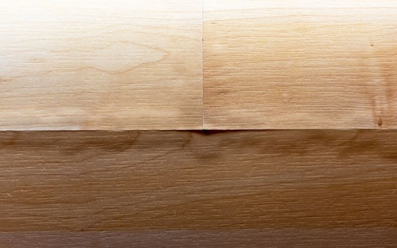 how to fix laminate floor water damage