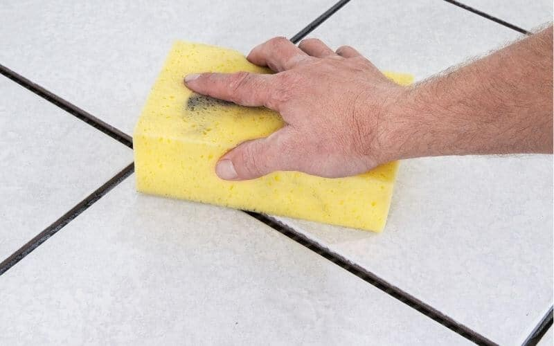 how to remove stains from marble floor tiles