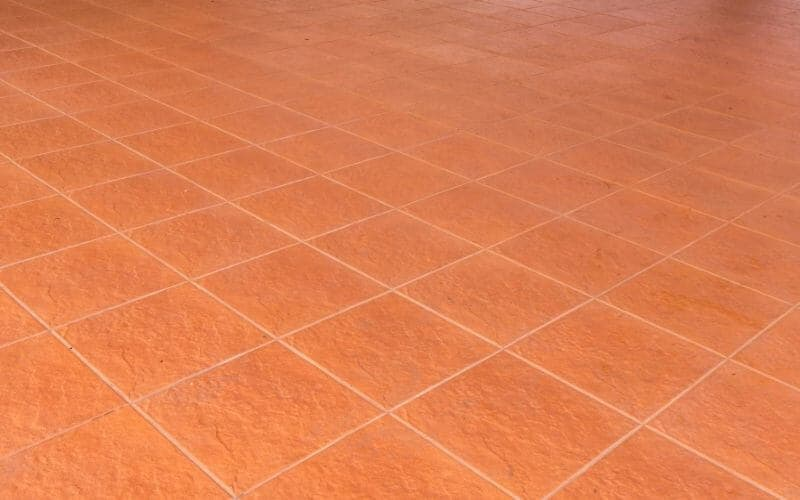 what is vitreous tile