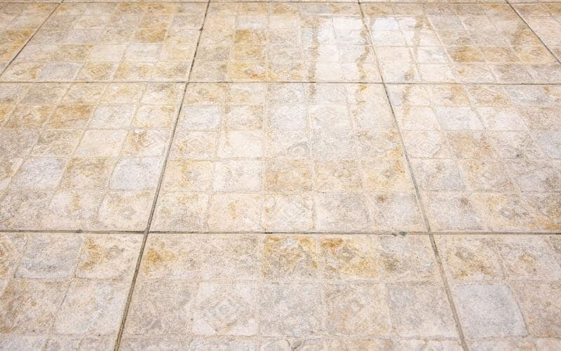 what is vitrified tile