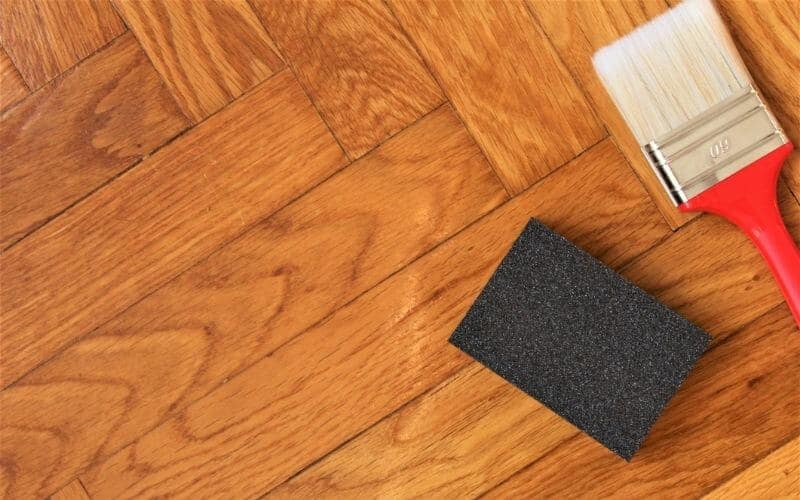 how to remove surface scratches from hardwood floors